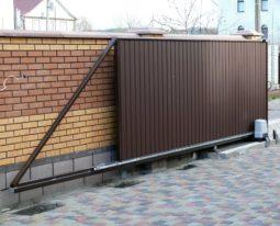 Откатные ворота Воронеж