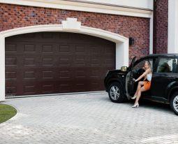 ворота гаражные секционные купить